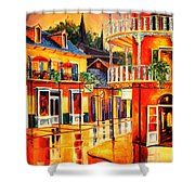 Images Of The French Quarter Shower Curtain