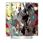 Imagination Fuel Shower Curtain
