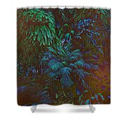 Imagination Leafing Out Shower Curtain