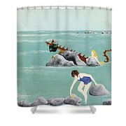 Imagination Of One Shower Curtain