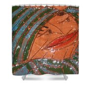 Imelda - Tile Shower Curtain