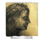 img836 Odilon Redon Shower Curtain