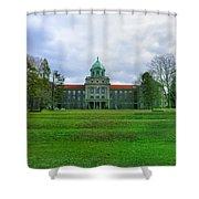 Immaculata University Shower Curtain