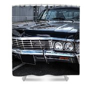 Impala - Supernatural Shower Curtain