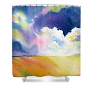 Impending Storm Shower Curtain