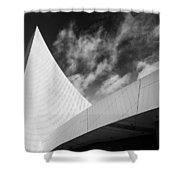 Imperial War Museum, Manchester Shower Curtain