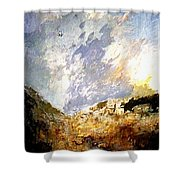 Impesion 2 Shower Curtain