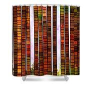 Impressionistic Shower Curtain