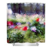 Impressionistic Photography At Meggido 2 Shower Curtain