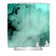 Impressions 10 Shower Curtain