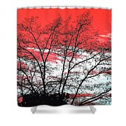 Impressions 6 Shower Curtain