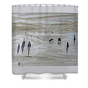 Impressions De Voyage - Arizona  Shower Curtain