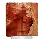 Impressions Of Antelope Canyon 1 Shower Curtain