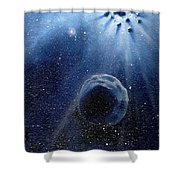 Impressive Impact Shower Curtain