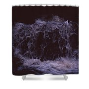 In A Bahian Waterfall Shower Curtain
