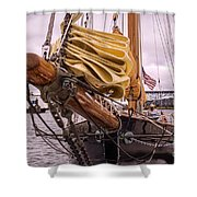 In From Newport Shower Curtain