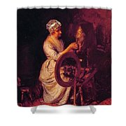 In Grandmothers Time 1876 Shower Curtain
