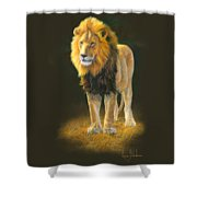 In His Prime Shower Curtain