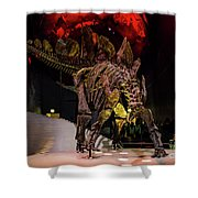 In London Museums 7 Shower Curtain