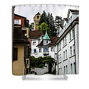 In Lucerne  Shower Curtain