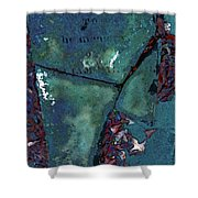 In Memory Shower Curtain