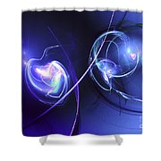 In Memory Of All Unborn Children Shower Curtain