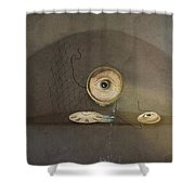 In My Minds Eye Shower Curtain