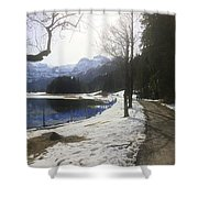 In Nature Long 1 Shower Curtain