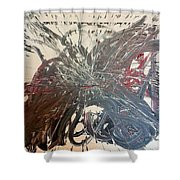 In Ruins Part 1 Shower Curtain