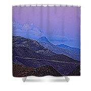 In Search Of Atlantis-2 Shower Curtain