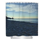 In Search Of Atlantis-5 Shower Curtain