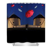 In Search Of Beauty 2 Shower Curtain