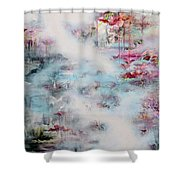 In Search Of The Aliana Shower Curtain