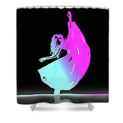 In Strength, Beauty Shower Curtain