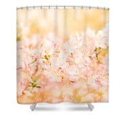 In The Arms Of Spring Shower Curtain