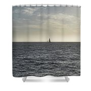 In The Distance Shower Curtain