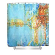 In The Dream Shower Curtain
