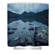 In The Light Of Dawn Shower Curtain