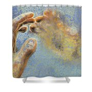 In Touch Shower Curtain