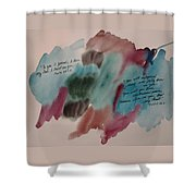 In You We Trust Shower Curtain