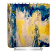 In Your Presence Shower Curtain