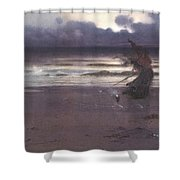 Incantation  Shower Curtain