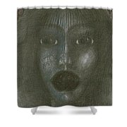 Incredulity  Shower Curtain