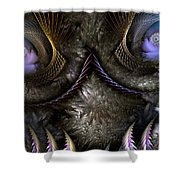 Incubus Shower Curtain