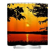 Indelible Impression Shower Curtain