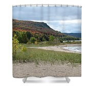 Independence  Shower Curtain