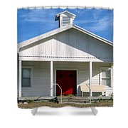 Indian Gap Baptist Shower Curtain