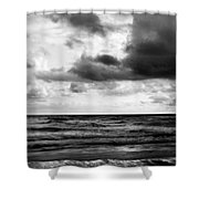 Indian Ocean 1 Shower Curtain