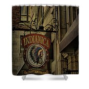 Indianica Montreal Shower Curtain