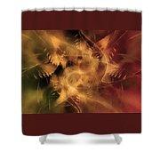 Indigenous Spirits 3 Shower Curtain